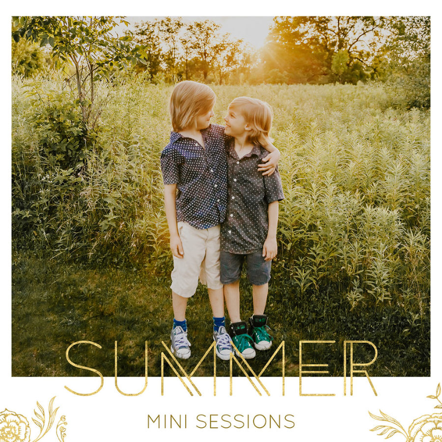 Mini Of Rochester >> Summer Mini Sessions Rochester Hills Mi Photographer Kidlette